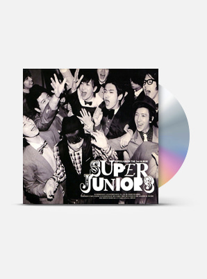 SUPER JUNIOR The 3rd Album - 쏘리 쏘리(SORRY, SORRY) (B Ver.)