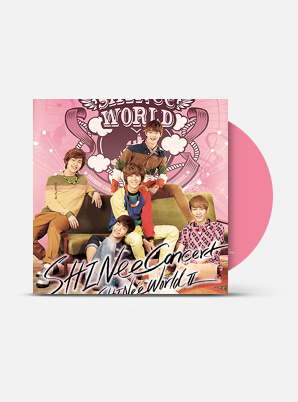 SHINee The 2nd Concert Album - SHINee WORLD Ⅱ In Seoul