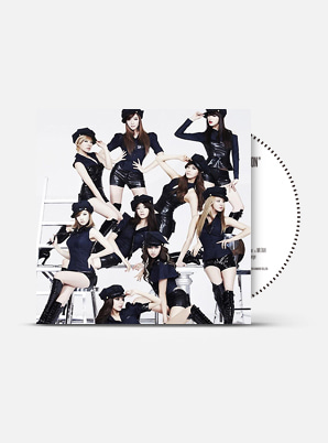 GIRLS' GENERATIONThe 3rd Album - Mr.Taxi
