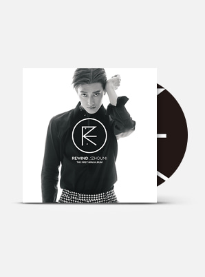 ZHOUMI  The 1st Mini Album - Rewind