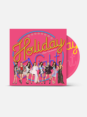 GIRLS' GENERATION The 6th Album - Holiday Night