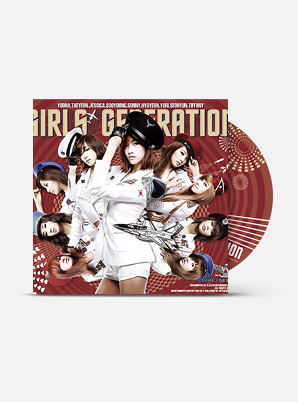GIRLS' GENERATIONThe 2nd Mini Album - 소원을 말해봐 (Genie)
