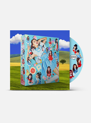 Red Velvet The 4th Mini Album - Rookie