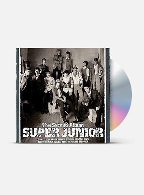 SUPER JUNIOR The 2nd Album Repackage - 돈 돈! (Don't Don)