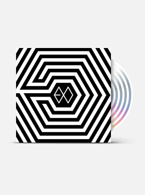 EXO-K  The 2nd Mini Album - Overdose (Kor Ver.)