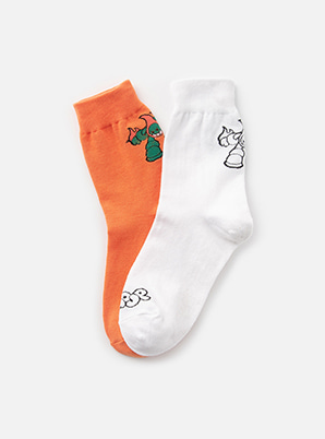 NCT DREAM NCT POPUP SOCKS SET - We Go Up