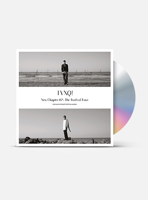 TVXQ! 15th Anniversary Special Album - New Chapter #2 : The Truth of Love (Random cover ver.)