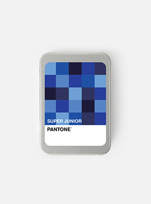 SUPER JUNIOR 2019 SM ARTIST + PANTONE™ CHEWING GUM
