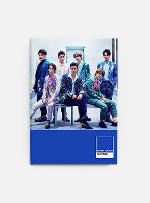 SUPER JUNIOR 2019 SM ARTIST + PANTONE™ PHOTO NOTE