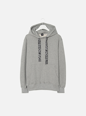 NCT NCT POPUP HOODIE GRAY