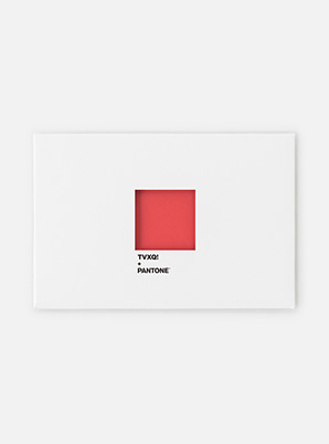 TVXQ! 2019 SM ARTIST + PANTONE™ POST CARD