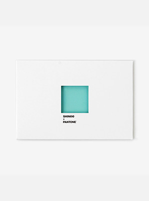 SHINee 2019 SM ARTIST + PANTONE™ POST CARD