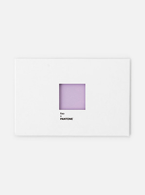 [MD &P!CK] f(x)  SM ARTIST + PANTONE™ POST CARD