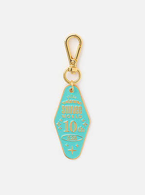 SHINee HOTEL KEY RING