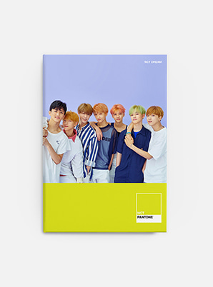 NCT DREAM 2019 SM ARTIST + PANTONE™ PHOTO NOTE