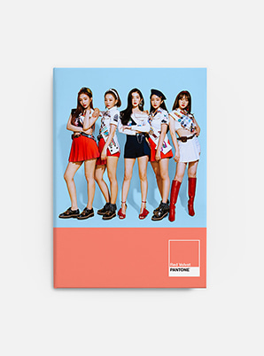[MD &P!CK] Red Velvet  SM ARTIST + PANTONE™ PHOTO NOTE