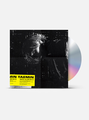 TAEMINThe 2nd Mini Album - WANT