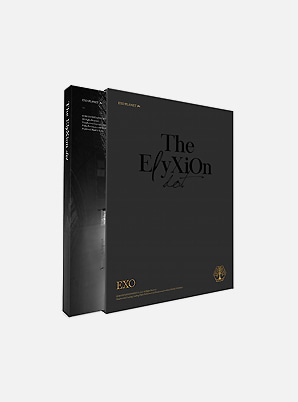 EXO EXO PLANET #4 - The EℓyXiOn[dot] - PHOTO BOOK & LIVE Album