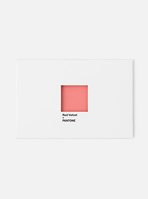 Red VelvetSM ARTIST + PANTONE™ POST CARD
