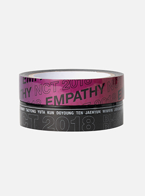 NCT 2018 WIDE TAPE - EMPATHY