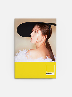 [MD &P!CK] BoA  SM ARTIST + PANTONE™ PHOTO NOTE