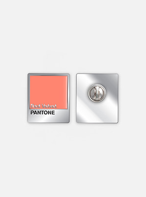 [MD &P!CK] Red Velvet  SM ARTIST + PANTONE™ DIY PIN