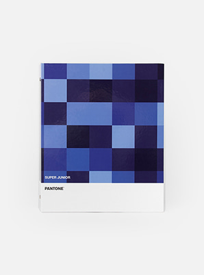 [MD &P!CK] SUPER JUNIOR  SM ARTIST + PANTONE™ BINDER
