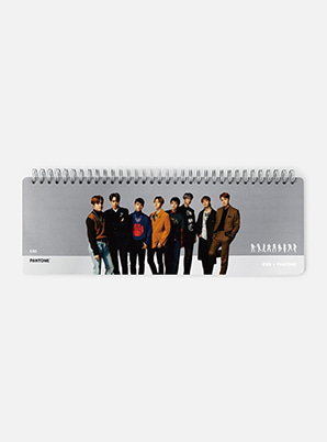 [MD &P!CK] EXO  SM ARTIST + PANTONE™  PHOTO WEEKLY PLANNER