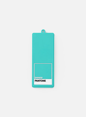 SHINee 2019 SM ARTIST + PANTONE™ LUGGAGE NAME TAG
