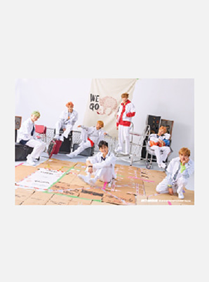 NCT DREAM A4 PHOTO - We Go Up