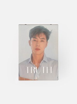 TVXQ! 4x6 BINDER - The Truth of Love