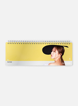 [MD &P!CK] BoA  SM ARTIST + PANTONE™ PHOTO WEEKLY PLANNER