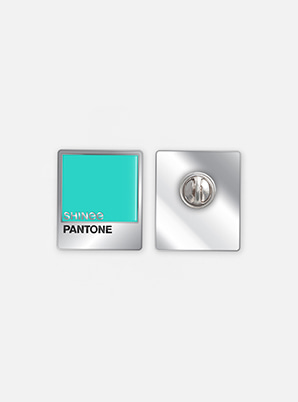[MD &P!CK] SHINee  SM ARTIST + PANTONE™ DIY PIN