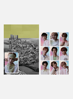 NCT 127 STICKER SET - Regular-Irregular