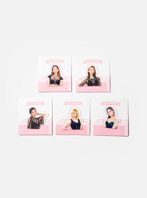 GIRLS' GENERATION-Oh!GGBOOKMARK - Lil' Touch