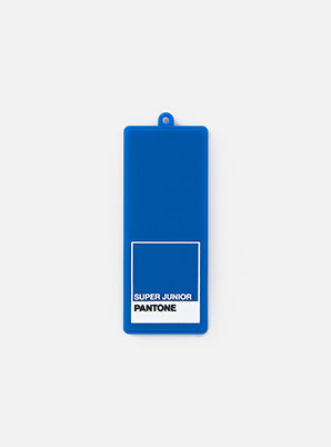 SUPER JUNIOR 2019 SM ARTIST + PANTONE™ LUGGAGE NAME TAG
