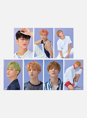 NCT DREAM 4X6 PHOTO SET - We Go Up