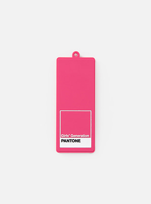 GIRLS' GENERATION2019 SM ARTIST + PANTONE™ LUGGAGE NAME TAG