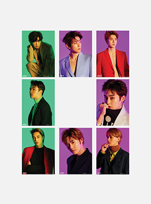 EXO A4 PHOTO - LOVE SHOT