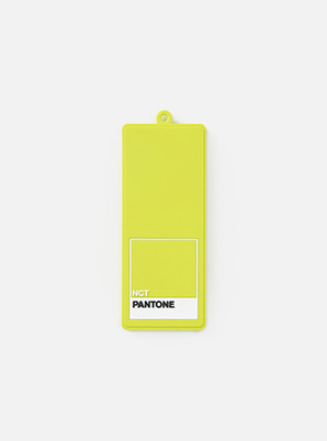 [MD &P!CK] NCT 2019 SM ARTIST + PANTONE™ LUGGAGE NAME TAG