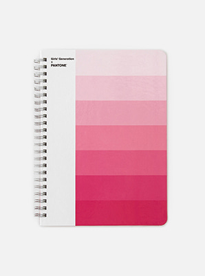 GIRLS' GENERATION2019 SM ARTIST + PANTONE™ SPRING NOTE