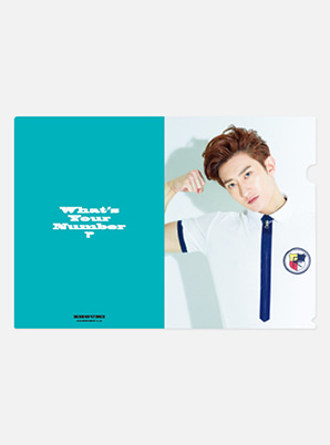 ZHOUMI L-HOLDER - Whats Your No. 2