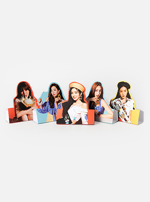 [MUGI BOX &P!CK] Red Velvet HOLOGRAM PHOTO CARD SET - Summer Magic