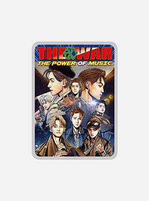 EXO MATCHING CARD GAME - THE WAR POWER