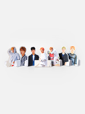 NCT DREAM HOLOGRAM PHOTO CARD SET - We Go Up