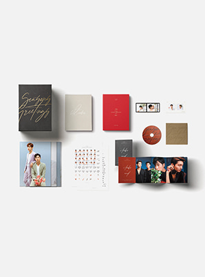 TVXQ! SEASON'S GREETING 2019