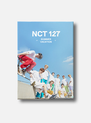 NCT 127 2019 NCT 127 SUMMER VACATION KIT