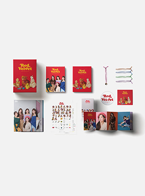 Red Velvet SEASON'S GREETING 2019