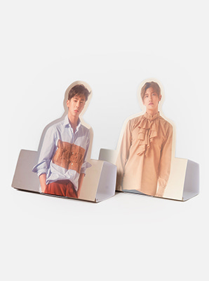TVXQ! HOLOGRAM PHOTO CARD SET - The Truth of Love