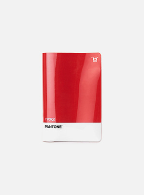 TVXQ! 2019 SM ARTIST + PANTONE™ PHOTO PASSPORT WALLET
